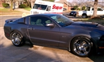 2010 OutPerformance Shop Project #1 Ford Mustang GT 4.6L V8 MT Sterling Gray