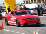 2011 OutPerformance Shop Project #1 Twin Turbo Ford Mustang GT 5.0L V8 MT Race Red