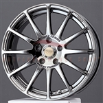 Enkei 422-670-6543SBC SC03 16X7 43mm Offset 5X114.3 75 SBC Wheel
