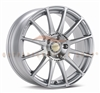Enkei 422-770-4945SP SC03 17X7 45mm Offset 4X100 75 Silver Wheel