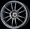 Enkei Racing 429-290-1230HB GTC01 20x9 30mm Offset 5x120 75 Hyper Black Wheel