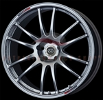 Enkei Racing GTC01 Wheel Set for 2009+ Nissan 370z Coupe 20x9.5 40mm Front 20x10.5 18mm Rear