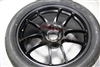 Enkei Racing OutPerformance Shop 460-8105-6547BK PF01 18x10.5 47mm Offset 5x114.3 75 Matte Black Wheel
