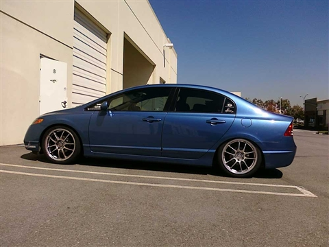 Outperformance Shop Enkei Racing 460 880 5140bk Pf01 18x8 40mm Offset 5x110 75 Matte Black Wheel