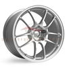 Enkei Racing 460-570-4935SP PF01 15x7 35mm Offset 4x100 12.35 lbs. 75 Silver Wheel