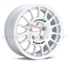 Enkei Racing 463-565-6530WP RC-G4 15x6.5 30mm Offset 5x114.3 17.5 lbs. 75 White Wheel