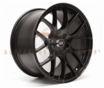 Enkei 467-985-6535BK RAIJIN Black Tuning Wheel 19x8.5 5x114.3 35mm Offset 72.6 Hub Bore
