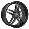 Enkei Performance 479-565-4938BK RSF5 15x6.5 38mm Offset 4x100 72.6 Matte Black Wheel
