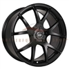 Enkei Performance 480-565-4938BK M52 15x6.5 38mm Offset 4x100 72.6 Matte Black Wheel