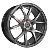 Enkei Performance 480-565-4938HB M52 15x6.5 38mm Offset 4x100 72.6 Hyper Black Wheel
