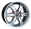 Enkei 482-290-8420MF M6 Mirror Finish Truck Wheel 20x9 6x139.7 20mm Offset 108.5 Hub Bore