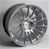 Enkei 484-885-8042SP RS05RR Sparkle Silver Racing Wheel 18x8.5 5x100 42mm Offset 75 Hub Bore