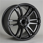 Enkei 486-880-8045GM TSP6 Gunmetal Tuning Wheel 18x8 5x100 45mm Offset 72.6 Hub Bore