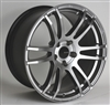 Enkei 486-780-4445HS TSP6 Hyper Silver Tuning Wheel 17x8 5x112 45mm Offset 72.6 Hub Bore