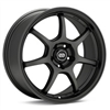Enkei 488-565-4942GM GT7 Matte Gunmetal Performance Wheel 15x6.5 4x100 42mm Offset 72.6 Hub Bore