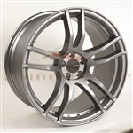 Enkei 491-780-8045GR TX5 Platinum Gray Tuning Wheel 17x8 5x100 45mm Offset 72.6 Hub Bore
