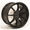 Enkei 492-780-4445BK TS9 Matte Black Tuning Wheel 17x8 5x112 45mm Offset 72.6 Hub Bore
