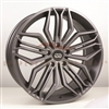 Enkei 495-285-1240GR CUV Matte Gray Truck Wheel 20x8.5 5x120 40mm Offset 72.6 Hub Bore
