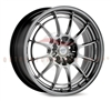 Enkei Racing 3657758035HS NT03+M 17X7.5 35mm Offset 5X100 72.6 Hyper Black Wheel
