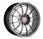 Enkei Racing 3658756542HS NT03+M 18X7.5 42mm Offset 5X114.3 72.6 Hyper Black Wheel