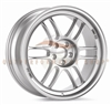 Enkei Racing 3795704935SP RPF1 15X7 35mm Offset 4X100 9.85 lbs. 73 F1 Silver Wheel