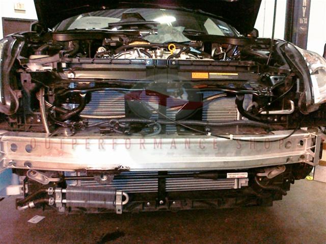 Outperformance Shop Fluidyne 370zeoc Engine Oil Cooler