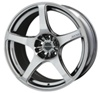Used Enkei Wheel RP03 SBC 396-985-6522SBC 19x8.5 22mm Offset 5x114.3 *AS-IS, NO Warranty*